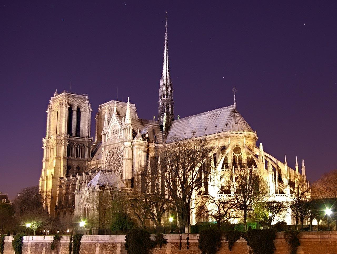Paris a noite é perigoso?