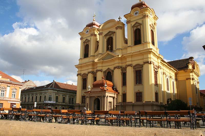 Tours na Romênia