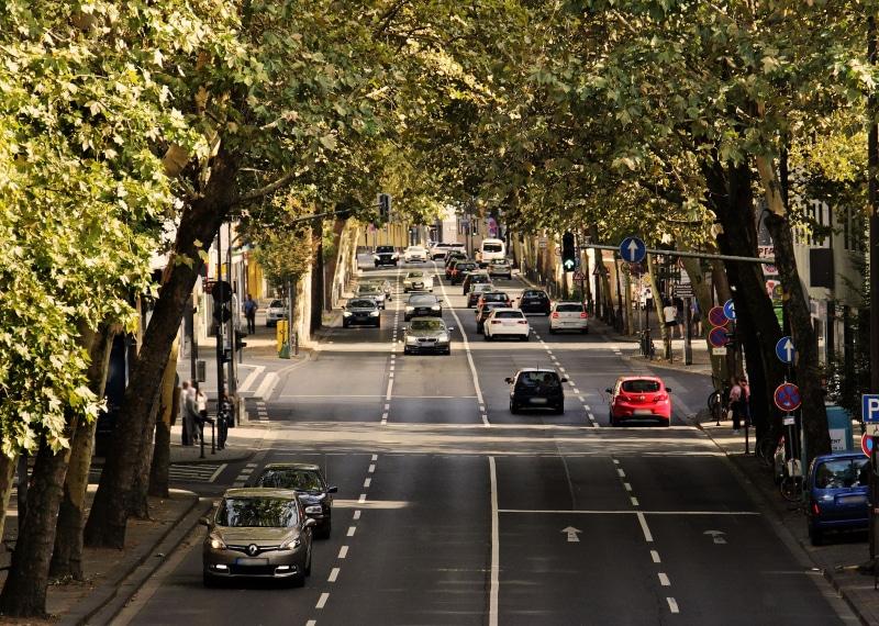 Trânsito em Blumenau