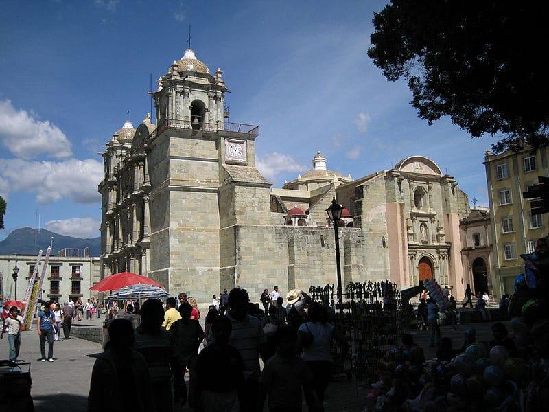 Hotéis em Oaxaca