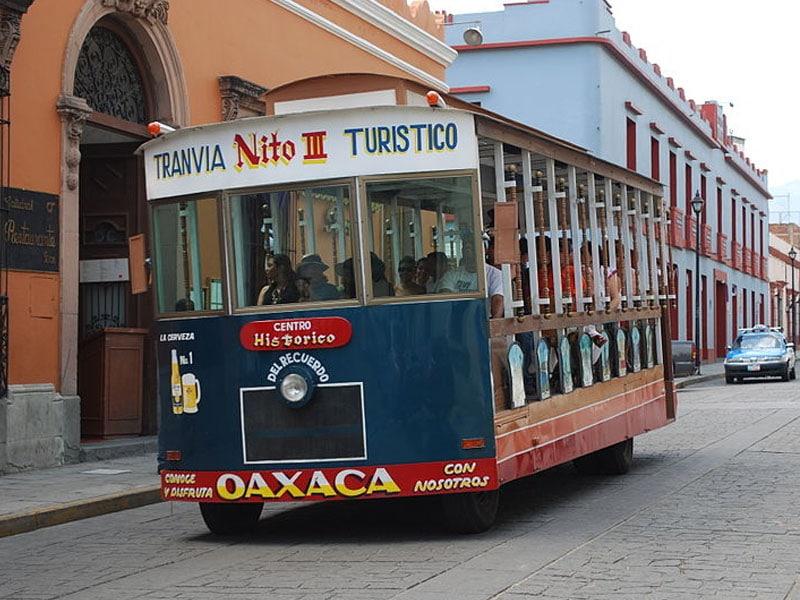Como se locomover no México