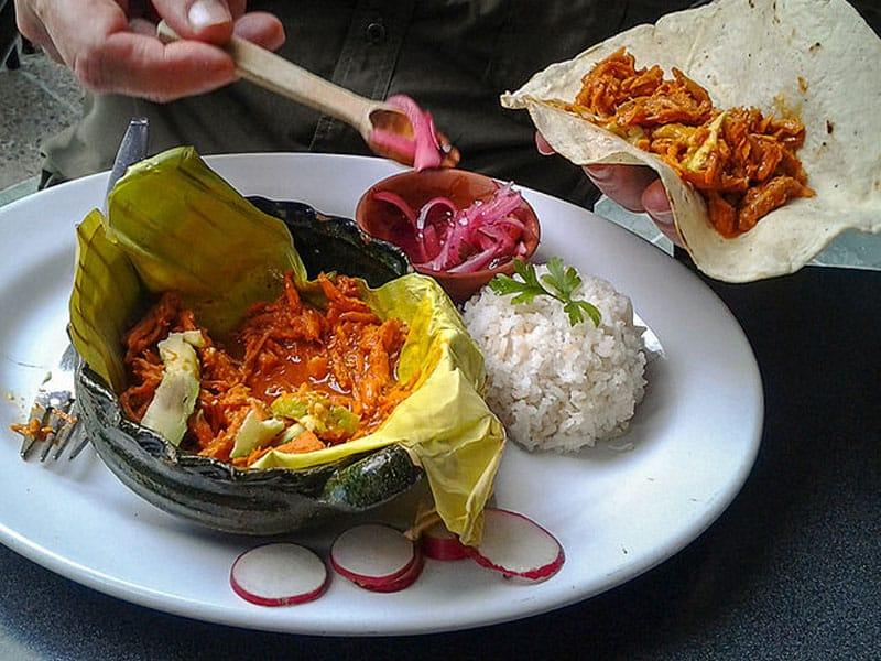 Restaurantes em Oaxaca