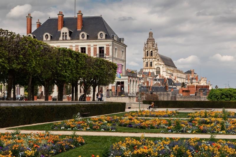 Chateaux na França