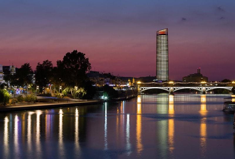 Hotel de luxo na Espanha
