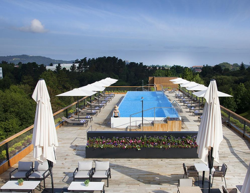 Hotéis norte da Espanha