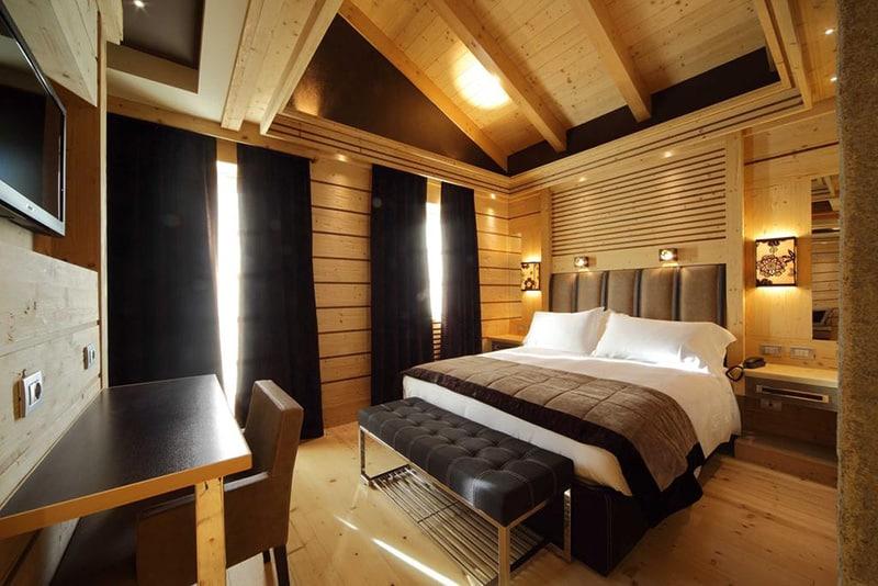 Hotéis Dolomitas, na Itália