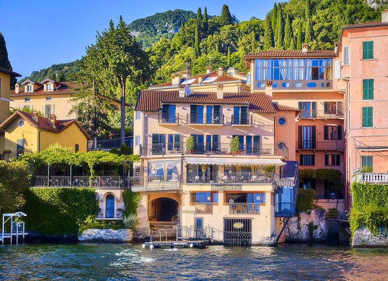 Hotel em Varenna