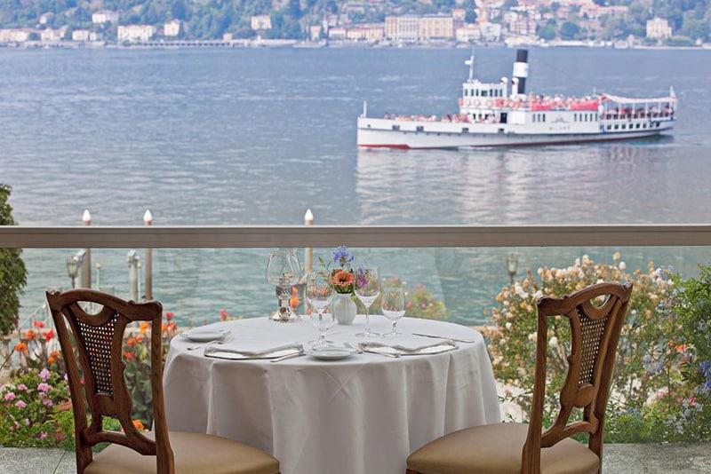 Hotéis em Bellagio