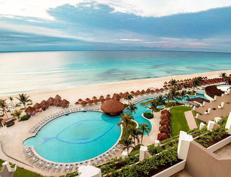 Hotel all inclusive Cancún