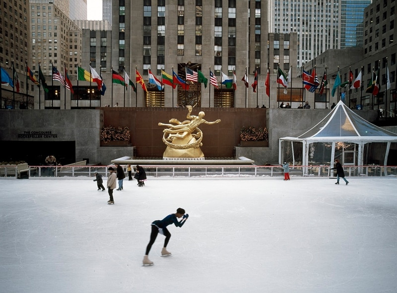 Centros comerciais gratuitos em Nova York