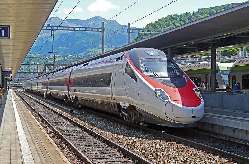 Trenitalia Milão