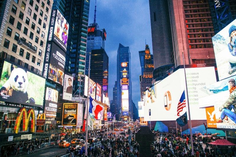 Tour gratuito em Nova York