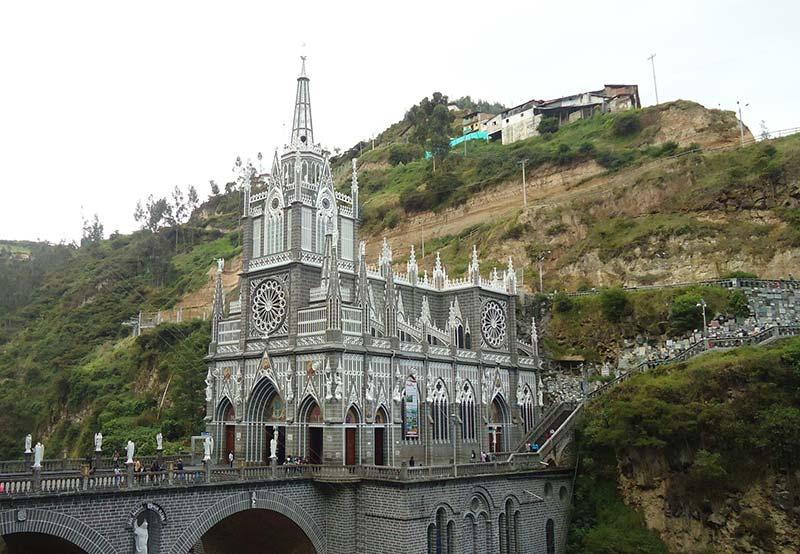 Turismo religioso na Colômbia