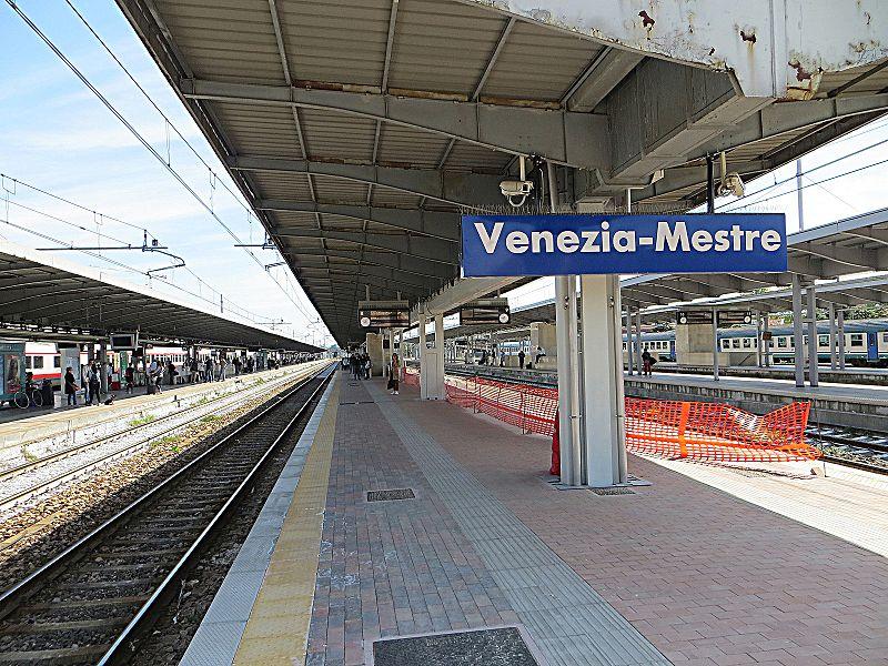 Estação de Trem Veneza