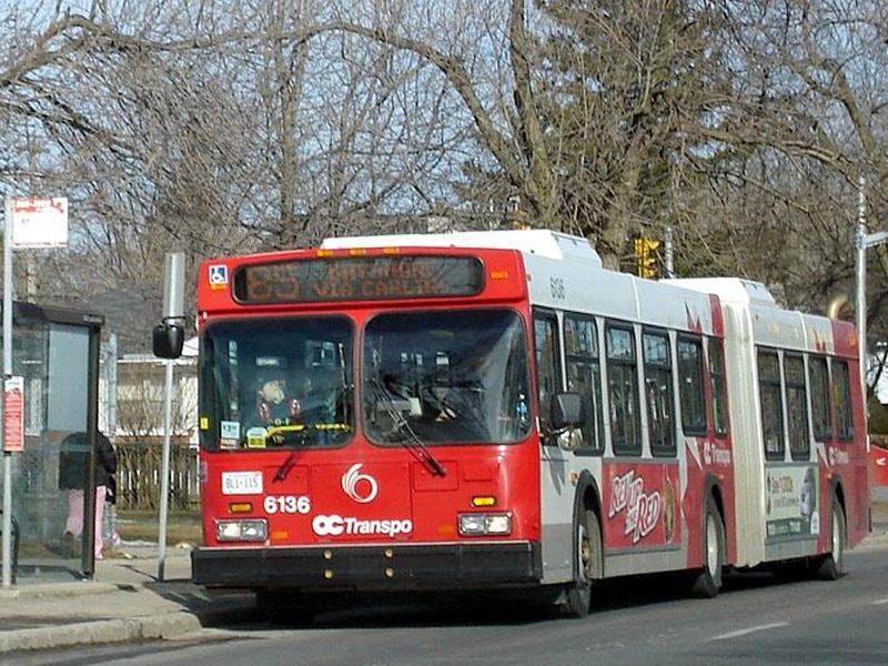 Transporte publico no Canada