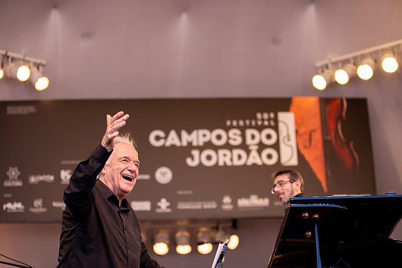 Festival de inverno de Campos do Jordão