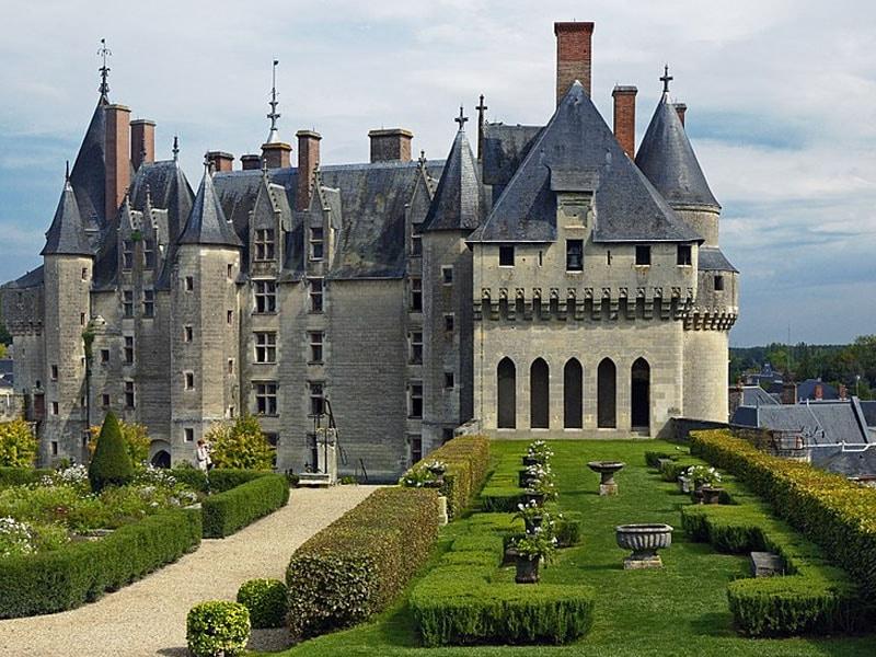 Principais Castelo Vale do Loire