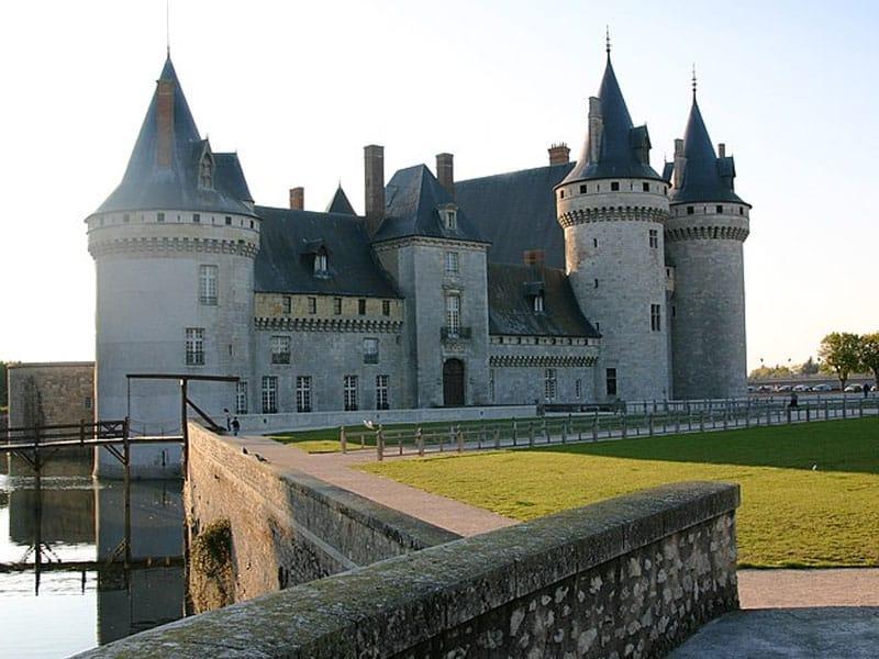 Cidades próximas ao Vale do Loire