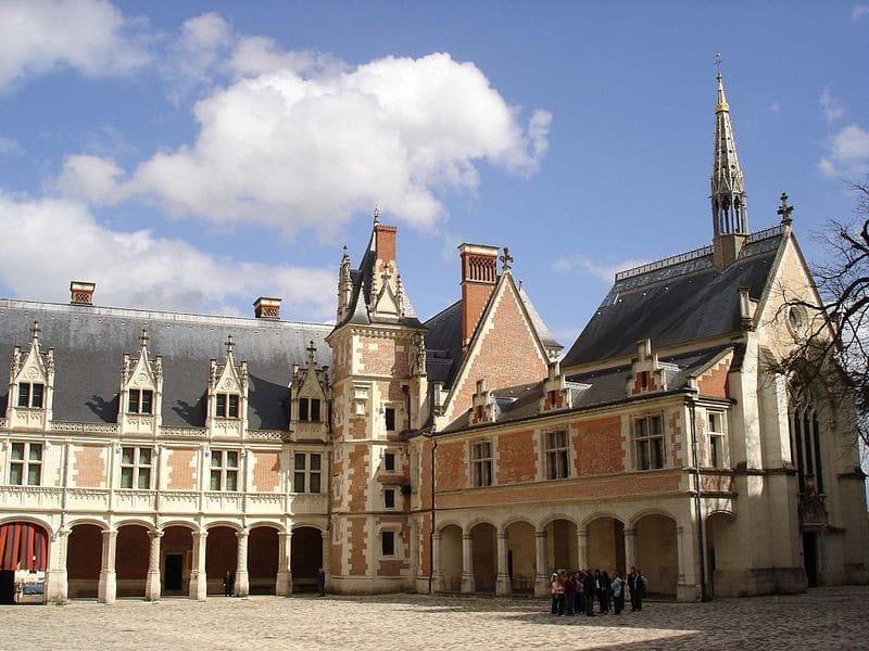 Guia brasileiro no Vale do Loire