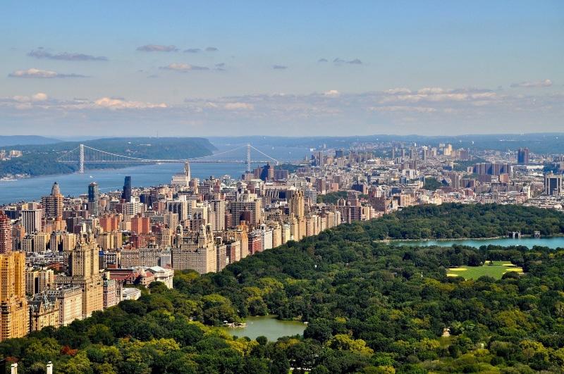 Parques gratuitos em Nova York