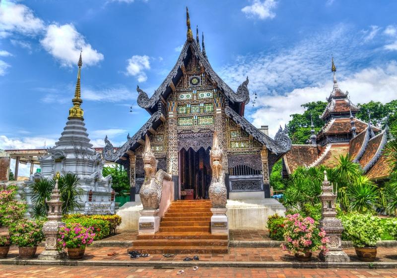 Cidade Antiga Tailândia