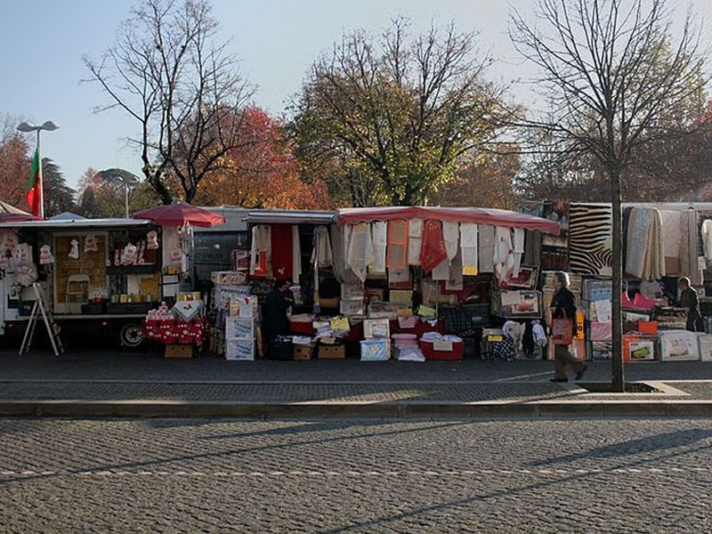 Feira de artesanato em Portugal