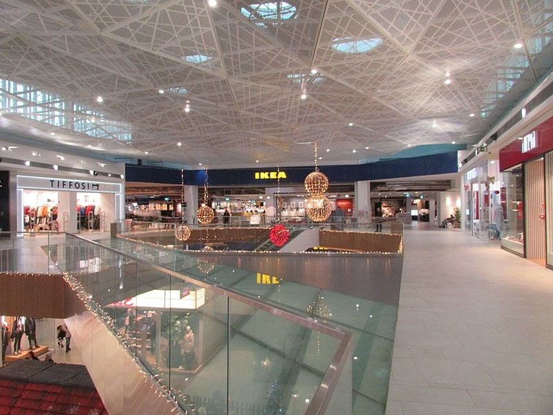 Braga shopping