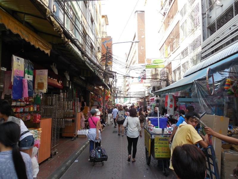 Chinatown Tailândia