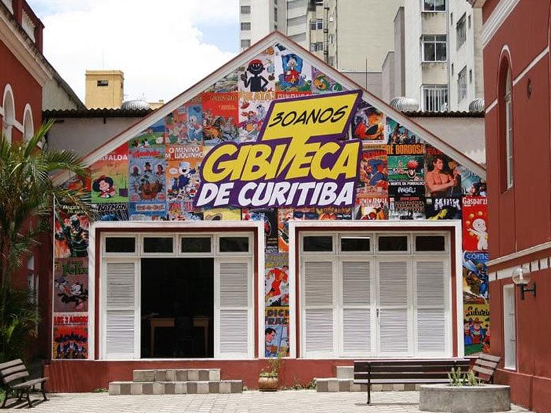 Curitiba com crianças