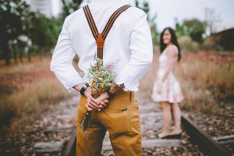Pacote de viagem para casal