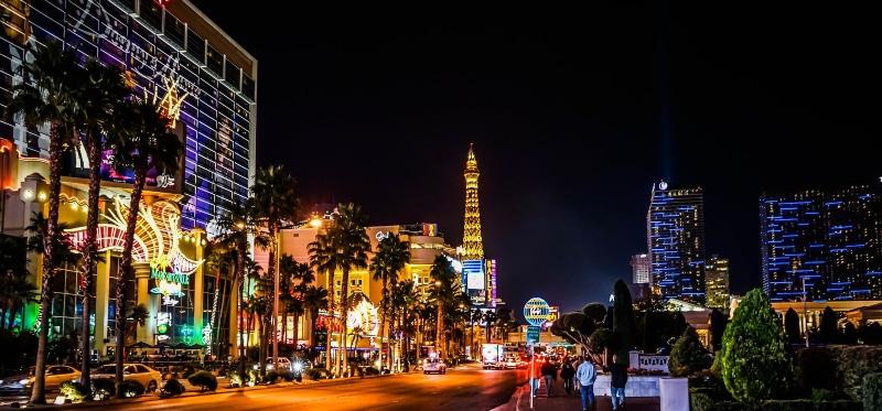 Roteiro em Las Vegas