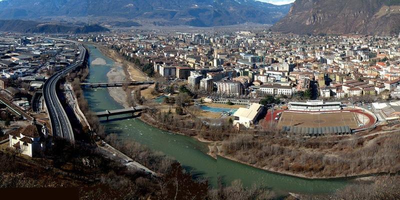 Pontos turísticos de Bolzano