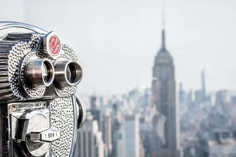Empire State Building altura