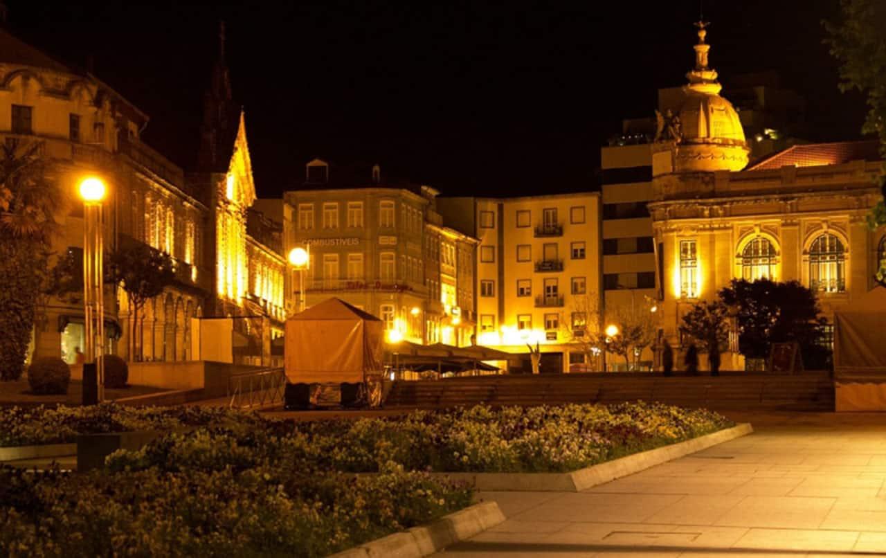 Festas em Braga