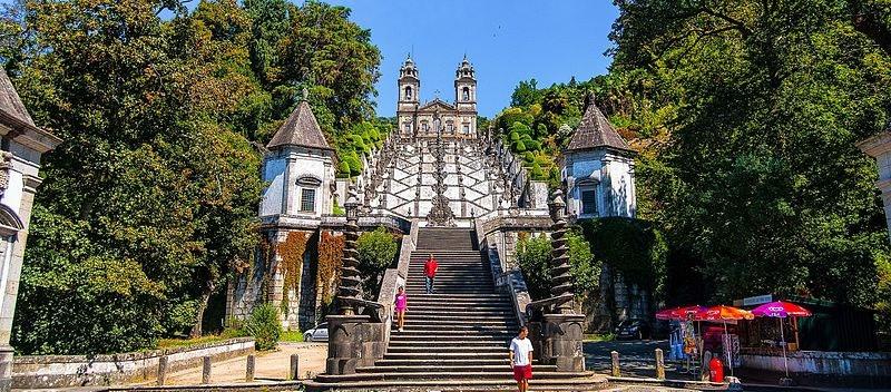 Cidades importantes de Portugal