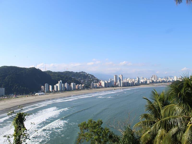 o que fazer em Santos no final de semana