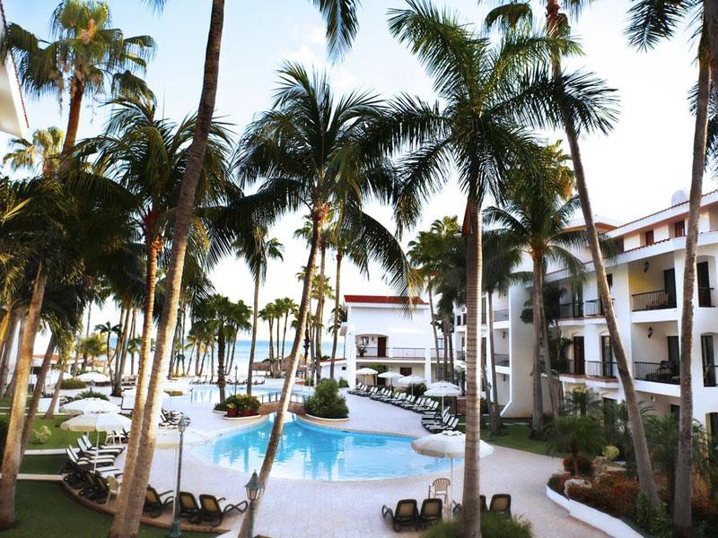 Resorts all inclusive México