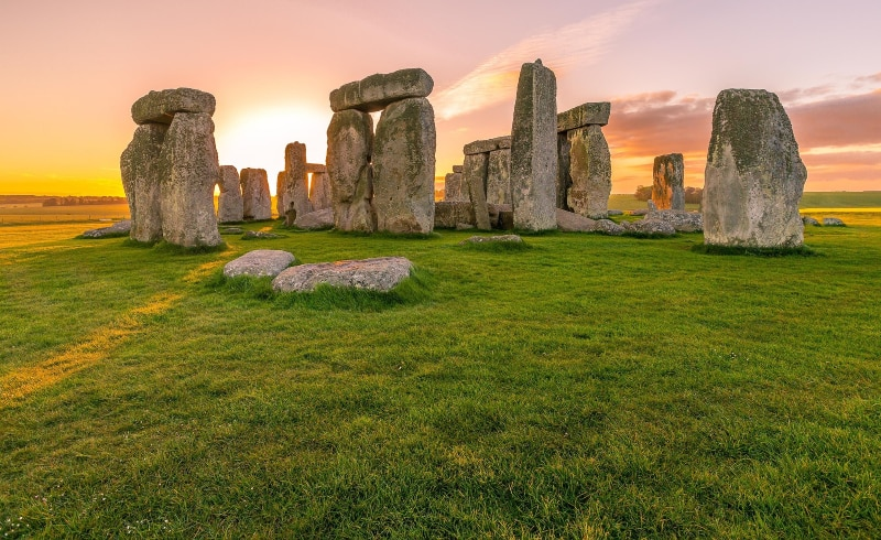 Stonehenge história