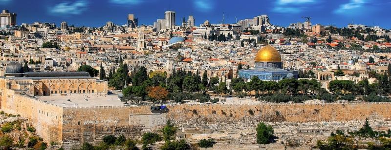 Jerusalém é místico