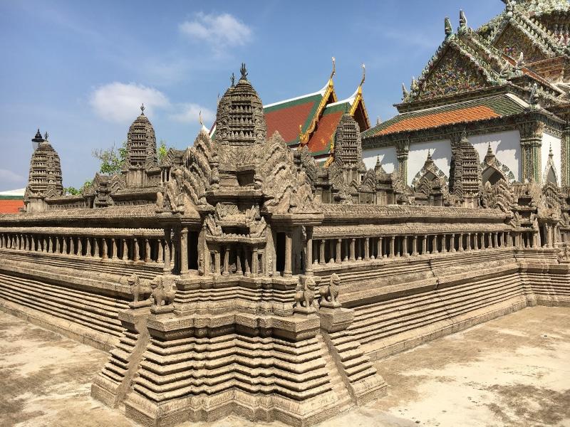 Tailândia templos