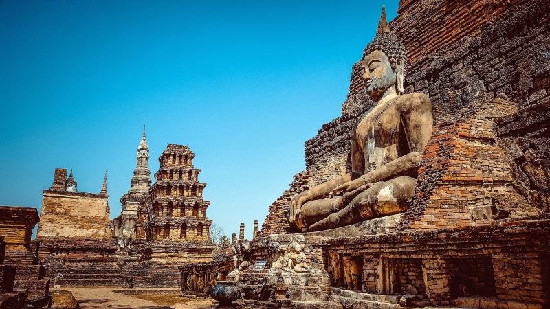 Ícones da Tailândia