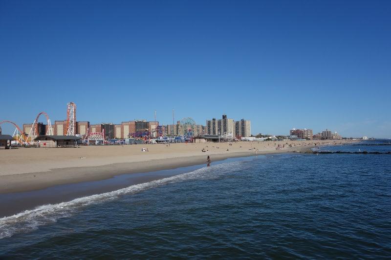 Coney Island Nova York
