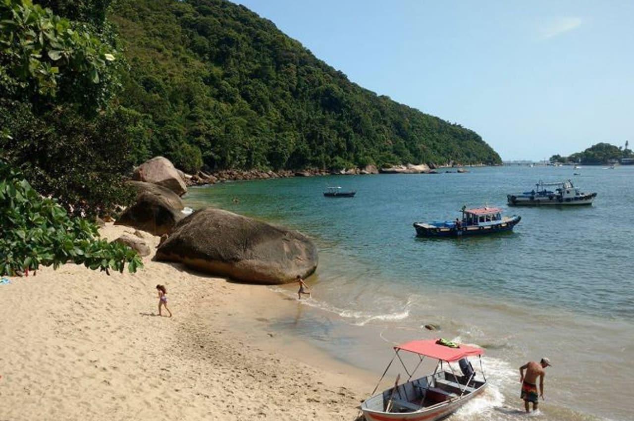 Praia do Sangava