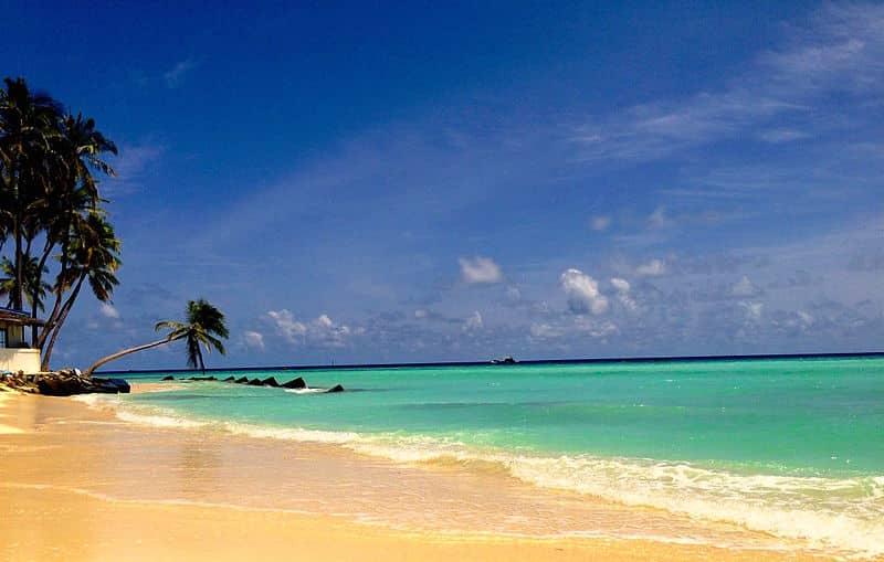 Moeda das Maldivas - qual não levar