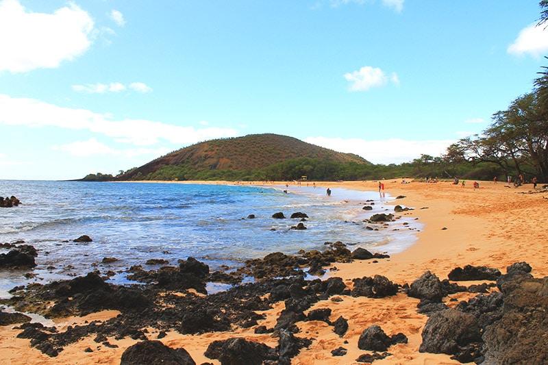 Little Beach, praia de nudismo no Hawaii