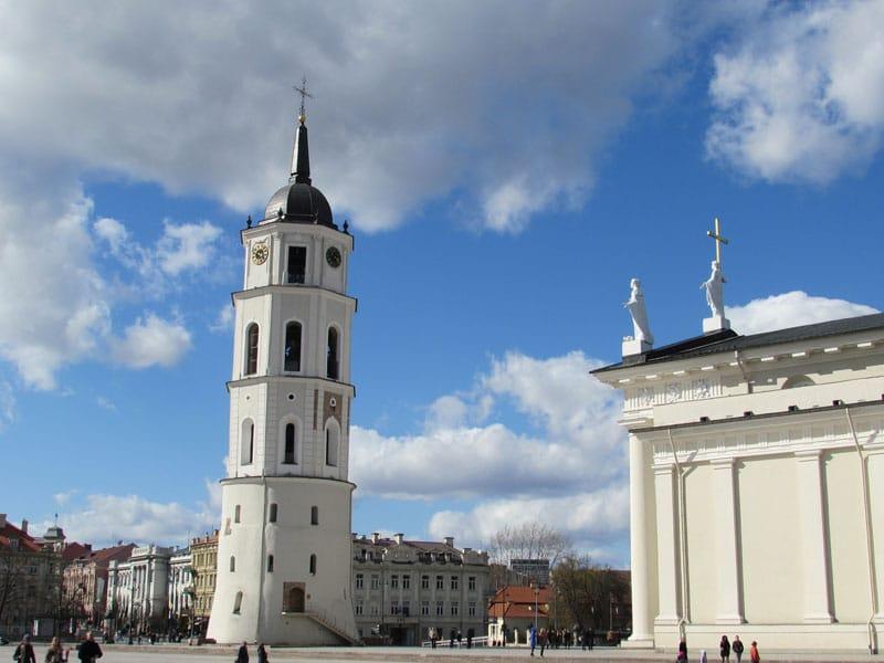 O que ver na Lituania
