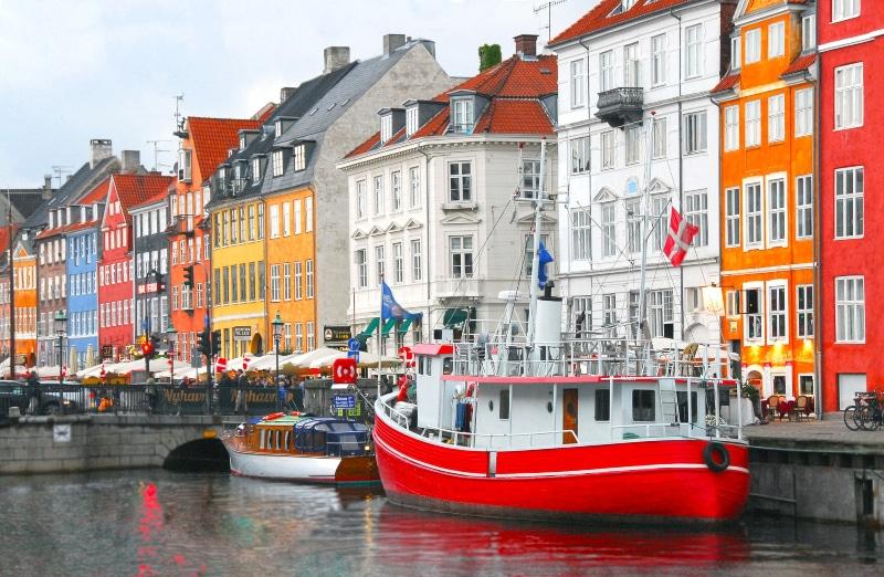 Quanto custa viajar para Copenhague