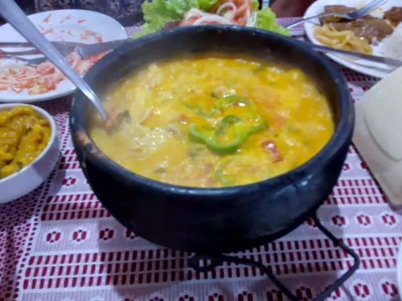 Comida típica da Bahia