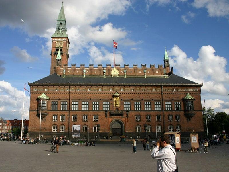 Guia turístico Copenhague