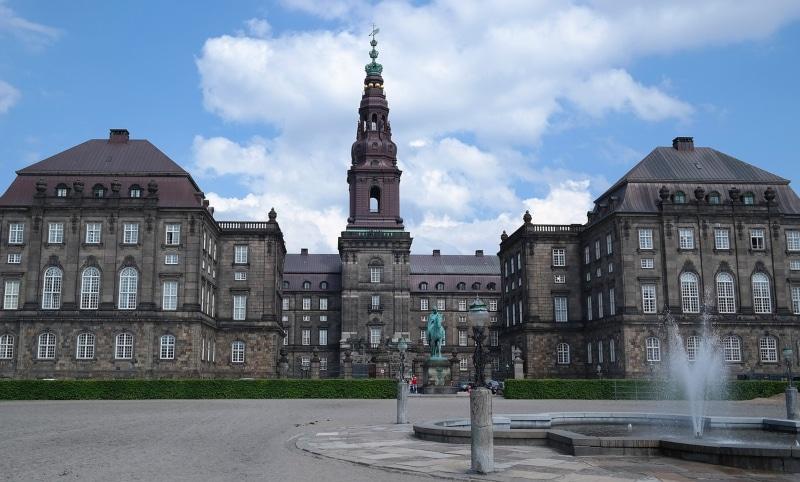 Pontos turísticos de Copenhague